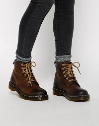 doc martens womens boots australia image 1 of dr martens 939 brown hiking boots style