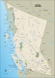Map Of Bc Map Of British Columbia And Alberta Canada You Can See A Map Of