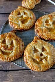 jack o lantern pumpkin hand pies u2014 sprinkled with jules