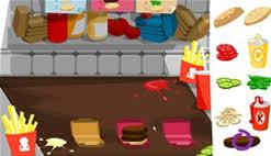jeux de fille cuisine serveuse jeux de cuisine dans fast food gratuits 2012 en francais