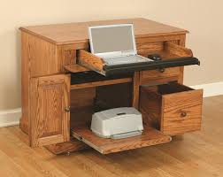 Laptop Armoire Desk Jake S Amish Furniture 75 Laptop Armoire Credenza Open