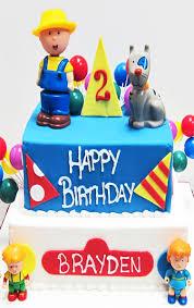 caillou birthday cake caillou birthday cake scrumptions