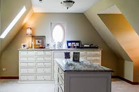 Lighting For Sloped Ceilings by Closet Works Closet And Storage Systems For Slanted Or Sloped Ceilings