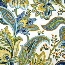 valbella blue mini m valance window treatment floral u2013 barnett