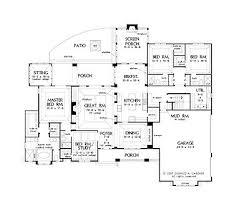 Great House Floor Plans 168 Best House Plans Images On Pinterest Dream House Plans