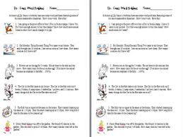 dr seuss math worksheets worksheets