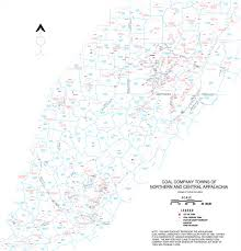 Map Of Ohio Cities And Towns by Coal Towns Pittsburgh Post Gazette