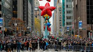 thanksgiving parade best places to along the route am new