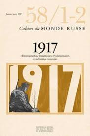 Seeking Monde Des Series The Russian Revolution As Continuum And Context And Yes As