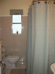 classic grey fabric extra long shower curtain liner with grey wall