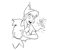tinkerbell coloring pages tinkerbell coloring