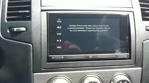 pioneer appradio install youtube