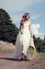 tomboy wedding dress rustic wedding dress chiffon sweetheart tomboy that dress