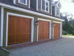 inspiration idea wood carriage garage doors with made wood