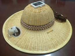 hat with fan built in solar gadgets the rise and rise of the useless solar gadget