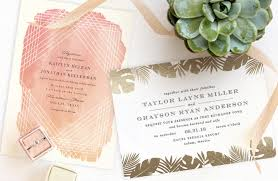 wedding invitations the knot shop wedding invitations