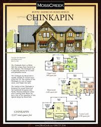 chinkapin builder floor plan the coves mountain river club