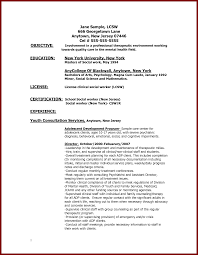 Lcsw Resume 17 Cv For Uni Students Sendletters Info