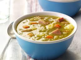 beef soup taste of home