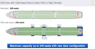 757 Seat Map A321neo Configurations And A320 Production Leeham News And Comment