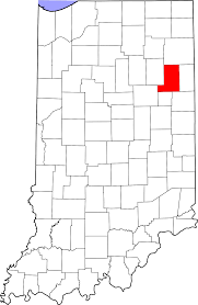 Fort Wayne Zip Code Map by Liberty Center Indiana Wikipedia