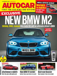 autocar october 14 2015 volkswagen motor vehicle