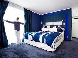 Schlafzimmer Braun Gestalten Gemütliche Innenarchitektur Schlafzimmer Gestalten Blau Braun