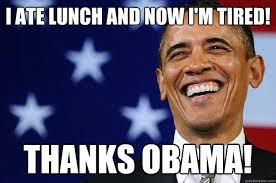 Blame Obama Meme - thank you obama meme blank you best of the funny meme