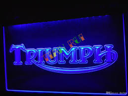 lg051 b triumph motorcycles services repairs neon sign home decor lg051 b triumph motorcycles services repairs neon sign home decor shop crafts led sign bar signs open signs open signs acrylic neon light sign led sign