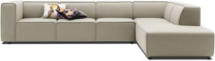 boconcept canape canapé d angle modulable contemporain en cuir carmo by