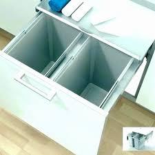 evier cuisine original meuble cuisine tiroir coulissant unique meuble sous evier tiroir