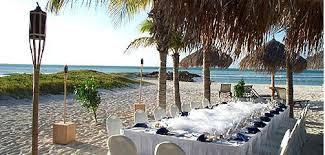 aruba wedding venues aruba moongate wedding event planner