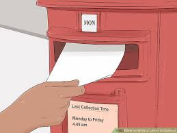 3 ways to write a letter in german wikihow