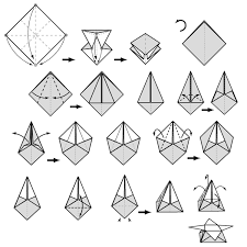 Step By Step Origami For - 5 paper origami box