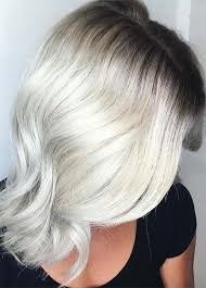 white hair with black lowlights 85 silver hair color ideas and tips for dyeing maintaining your