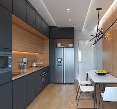 bande led cuisine épinglé par elya sur дизайн plafond cuisines et cuisiner