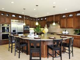 large kitchen plans imposing lovely large kitchen island featured house plan pbh 5555