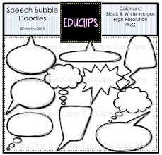 speech bubble activity thinking cloud clipart black and pie chart clipart diagramming