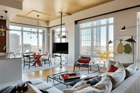 Modern Living Room Ceiling Lights by Painted Ceiling Ideas Freshome