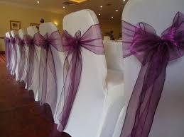 housse chaise mariage des housses de chaise pour votre décoration de mariage le