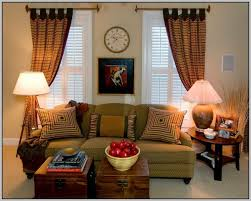 Orange Striped Curtains Brown And Orange Striped Curtains Curtains Home Design Ideas