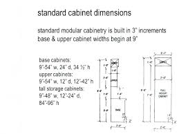 Standard Kitchen Cabinet Door Sizes Standard Cabinet Height Above Counter Standard Height Kitchen