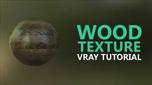 wood material vray youtube