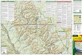 Canada National Parks Map by Amazon Com Glacier And Waterton Lakes National Parks National