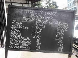 bureau de change nation food and croissants a glimpse of in bujumbura eca