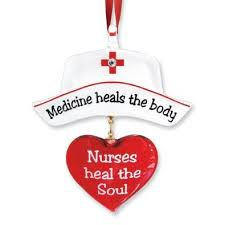 nurse glass ornament perfect christmas gift idea jewelry amazon