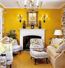cozy yellow gold wall paint inspiration wall painting ideas
