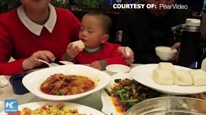 Dinner Table Too Tired Boy Keeps Dozing Off At Dinner Table Youtube