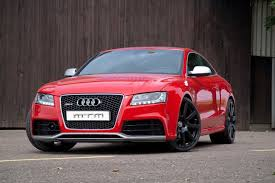 audi rs5 coupe mtm tunes into the audi rs5 coupe with some light upgrades