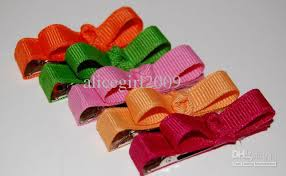 wholesale hairbows wholesale baby girl grosgrain ribbon bows hair bows 100